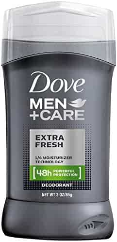 Dove Men+Care Deodorant Stick, Extra Fresh 48 Hour Protection, 3 oz