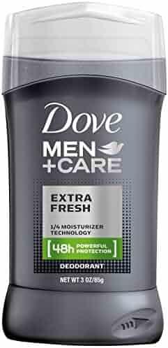 Dove Men+Care Deodorant Stick, Extra Fresh, 3 oz