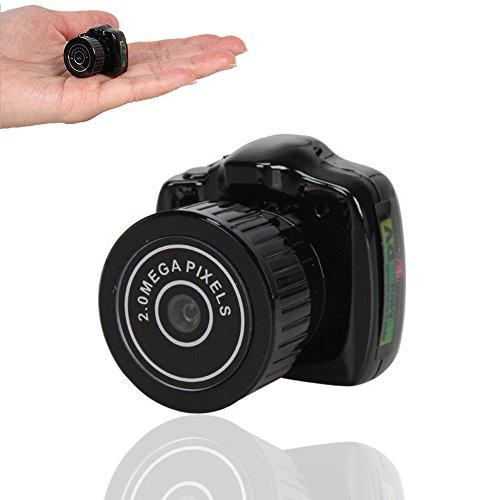 (szsaichengmei Mini Hidden Spy Camera Portable Digital Video Recorder,Night Vision,Motion Detection)
