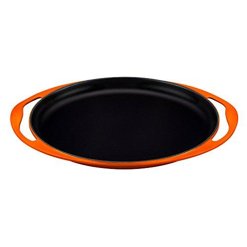 Sizzle Platter Color: Flame
