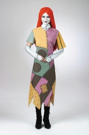 Sally Nightmare Before Xmas Adult Costume