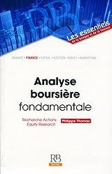 Analyse boursière fondamentale. Recherche Action - Equity Research