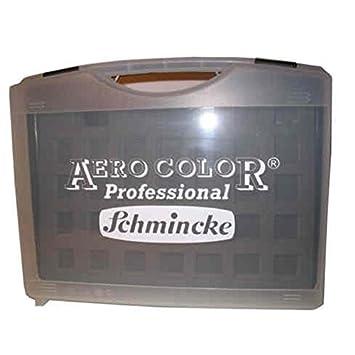 Schmincke – Aero Color Professional – Pintura para aerógrafo – recinto plástico vacío
