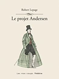 Book's Cover ofLe projet Andersen (1DVD)
