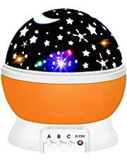 Vingtank Night Light Projector - Great Gifts for Kids