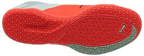 Puma Gavetto Sala - Zapatillas de fútbol de material sintético Unisex adulto Multicolor (Blau (fair aqua-total eclipse-lava blast 04))