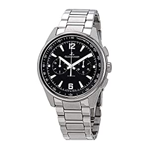 Best Epic Trends 41bBOJn63IL._SS300_ Jaeger LeCoultre Polaris Automatic Chronograph Black Dial Men's Watch Q9028170