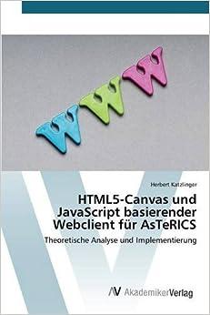 HTML5-Canvas und JavaScript basierender Webclient für AsTeRICS