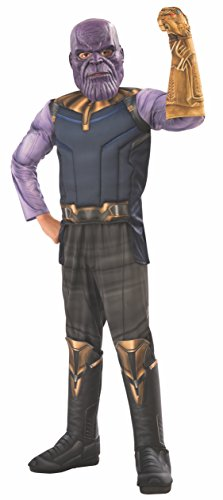 Rubie's Marvel Avengers: Infinity War Deluxe Thanos Child's Costume, -