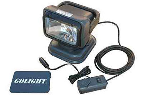 GL-5149 Portable Golight Radioray Remote Control Spotlight-Permanent Mount Shoe ()
