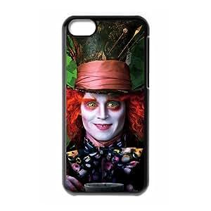 Custom Alice in Wonderland Case for iPhone 5C