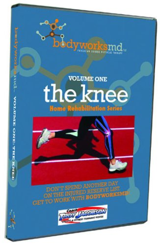 Bodyworks MD Volume One: The Knee Home Rehabilitation DVD by Unknown