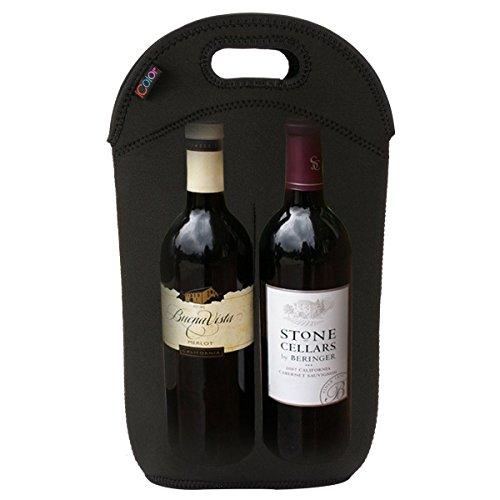 iColor isolierte Weinbeutel Taschenhalter Deckel für Champagner Wein ...