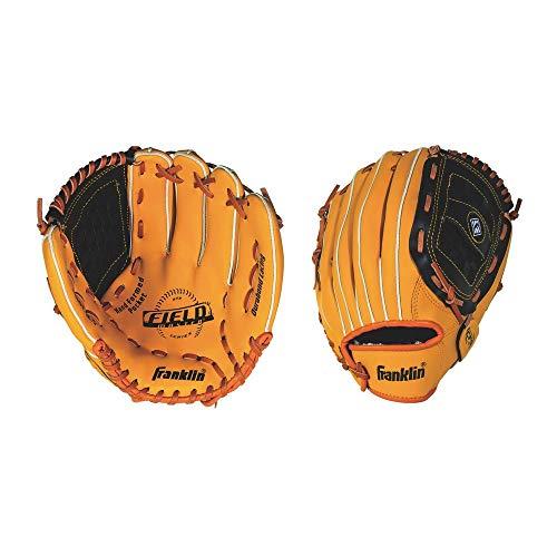 Franklin Sports Field Master Series Softball & Baseball Gloves, 12.5