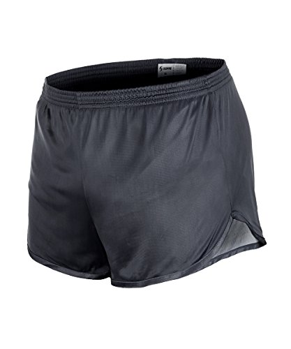 Soffe Mens Authentic Ranger Panty (M020) -Black RINS -Medium by Soffe