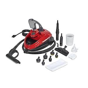 AutoRight C900054.M Red SteamMachine Multi-Purpose Steam Cleaner from AutoRight