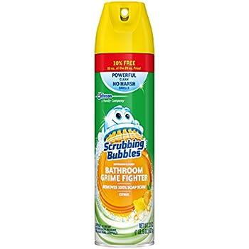 Amazon Com Scrubbing Bubbles Bathroom Grime Fighter