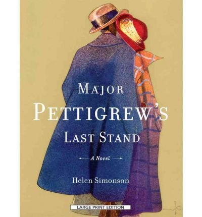 [ Major Pettigrew's Last Stand by Simonson, Helen ( Author ) Dec-2010 Paperback ]