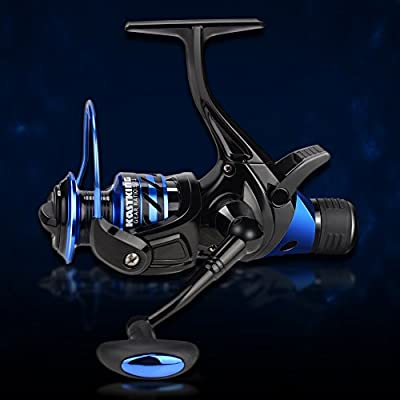 KastKing Pontus Baitfeeder Spinning Reel Live Lining Fishing 9+1 Ball Bearings Up to 26.5 Lbs/ 12 Kg Drag
