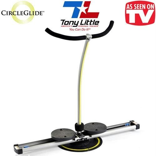 Circle Glide Pro Tony Little Total Body Exercise System