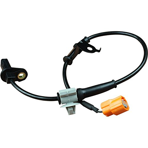 AIP Electronics ABS Anti-Lock Brake Wheel Speed Sensor Compatible Replacement For 2004-2008 Acura TL Rear Left Driver Side Oem Fit ABS389