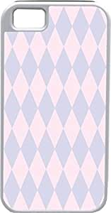 Blueberry For LG G3 Case Cover Diamond Pattern Light Pink and Lavendar - Ideal Gift