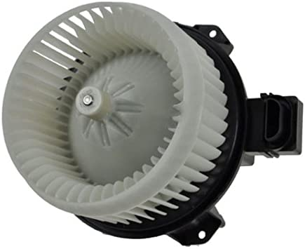03-09 E /& CLS-Class Front Heater AC A//C Condenser Blower Motor Assembly Fan Cage