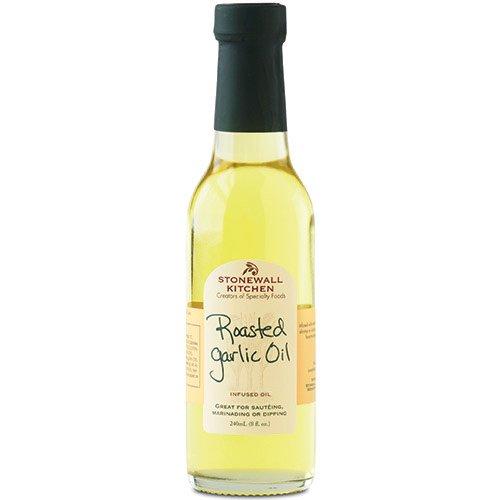 (Stonewall Kitchen Roasted Garlic Oil, 8 Fluid-Ounces)
