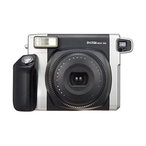 RetinaPix Fujifilm instax Wide 300 Instant Camera (Black)