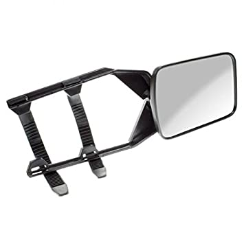 Kia Sportage Caravan Trailer Extension Towing Oval Dual Mirror Convex Single