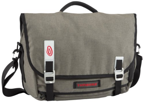 Timbuk2 Command Laptop Travel-Friendly Messenger Bag, Medium, Carbon Full-Cycle Twill