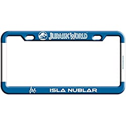 Factory Entertainment Jurassic World - Isla Nublar License Plate Frame