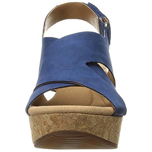 db8717c41aab Clarks Women s Annadel Fareda Wedge Sandal cheap - bhutantravelplus.com