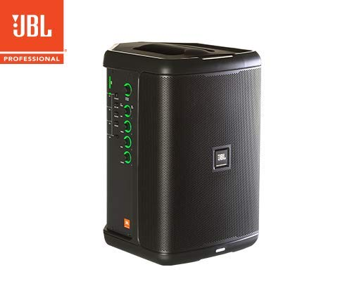 JBL Professional All-in-1 Rechargeable Personal PA System with Bluetooth (EON ONE Compact) (Jbl Control One Woofer)