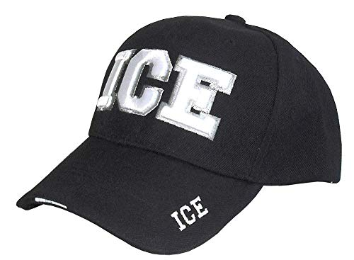 I.C.E Immigration & Customs Enforcement Baseball Cap Hat (ICE)