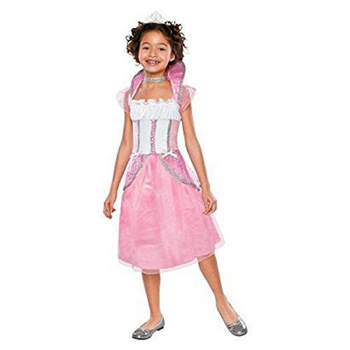 Child Costume - Pretty in Pink Princess (Pretty In Pink Dress Costume)