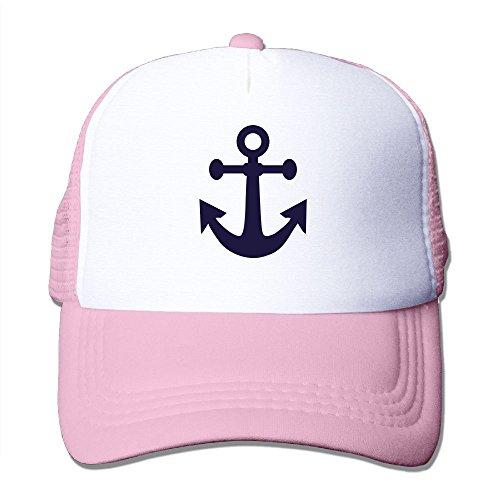 Hood Stop Bolts (Crazy Popo Outdoor Sports Hat - Anchor Adjustable Trucker Hat Cap Adult Unisex Mesh Baseball Cap)