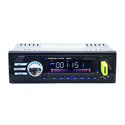 REFURBISHHOUSE Car Radio Player MP3 Player Bluetooth FM Ster