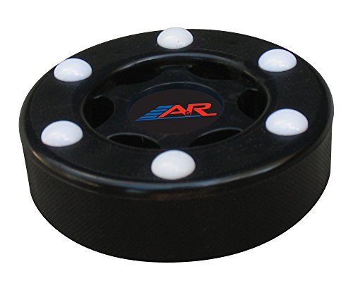 A&R Sports Inline Street Hockey Puck, - Puck Roller Hockey