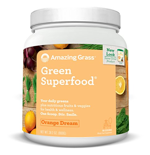 Amazing Grass Superfood Orange Dreamsicle