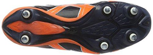 ASICS Lethal Tigreor 7 K St, Chaussures de Football Entrainement Homme, Noir (Black 9030), 44.5 EU
