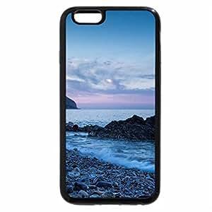 iPhone 6S Plus Case, iPhone 6 Plus Case, rocky mediterranean coast in spain