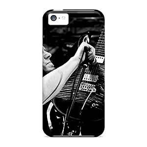 Protector Hard Phone Case For Iphone 5c (DcK6521kubb) Custom Nice Chimaira Band Skin