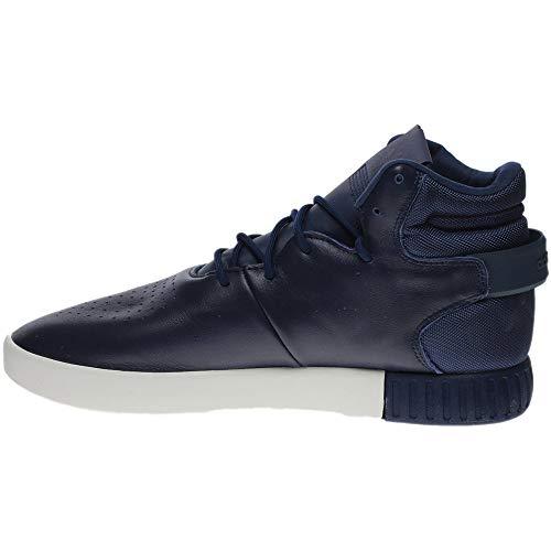 Uomo Da Adidas Hi Originals Top Scarpe Ginnastica Blue Invader Tubolare Polso t6xw6qrgX