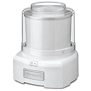 1.5-qt Yogurt Ice Cream/Sorbet Maker