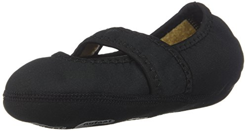 Nufoot Ballet Flats Women's Shoes, Best Foldable & Flexible Flats, Slipper Socks, Travel Slippers & Exercise Shoes, Dance Shoes, Yoga Socks, House Shoes, Indoor Slippers, Color Block, Small by Nufoot