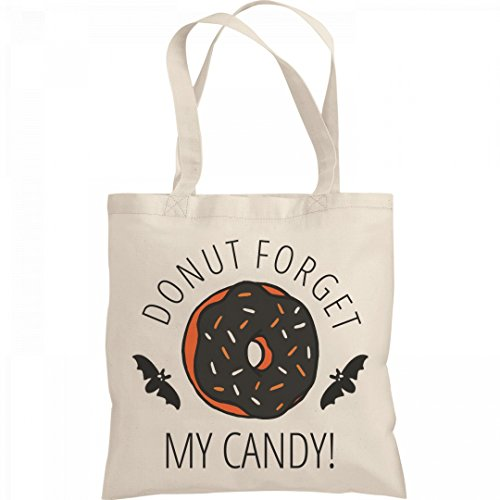 Running Pun Costumes (Halloween Trick Or Treat Candy Bag: Liberty Bargain Tote Bag)