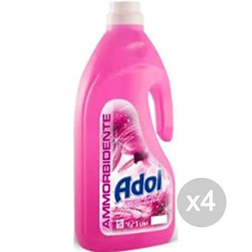 Juego 4 EFFEPI Suavizante Adol LT 3 30 Mis Detergente Lavadora y ...