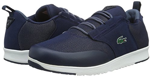 Nvy R Sneakers Lacoste 1 316 L Ight 003 Blau Damen w6Tq8Bf