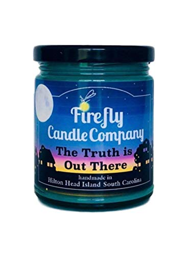 The Truth is Out There Soy Candle 8oz